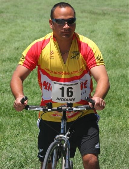 TSL Footbike Sprint Championships