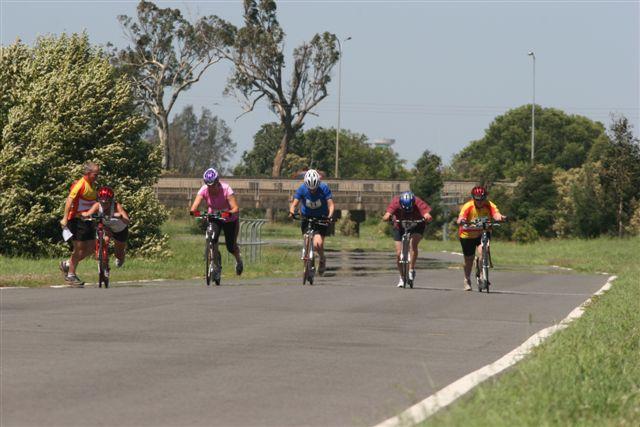 Australian Footbike Championships 2008