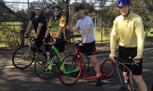 Footbike Champs in NSW