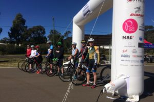 2017 Australian National Footbike Championships results – Veterans dominate