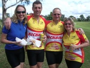 Kickbike Team Ipswich100