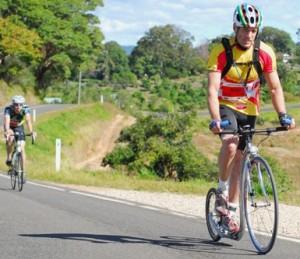 Alan Stewart 1000 Consecutive Rides