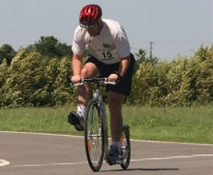 Australian Footbike Racing 2009