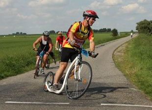 1st Footbike Races for 2010