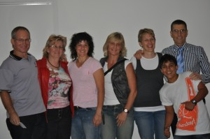 Australian Footbike Team