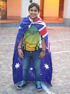 Ali Hassan World Champ 2010