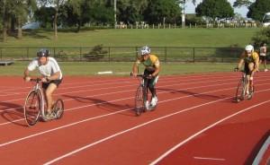 Men's Final Footbike Race 2012