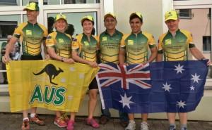 Aussie Footbikers