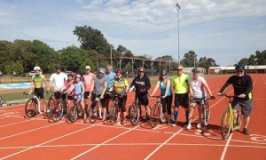 Footbike Champs in Victoria