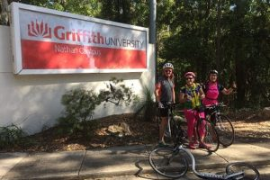 Kicking Mt Gravatt and Griffith Uni