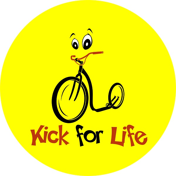 Kick For Life Logo