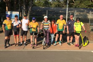 NSW Footbike Race Day – 28th April 2019 – Sutherland