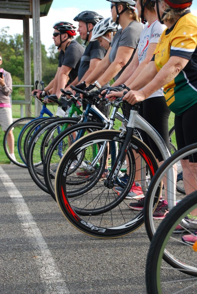 Queensland Footbike Race Day – 14th April 2019 – Nundah